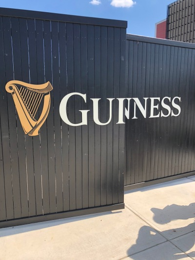 Guinness Open Gate